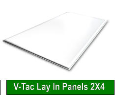 V-Tac Lay In Panels 2X4