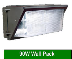 90W Wall Pack